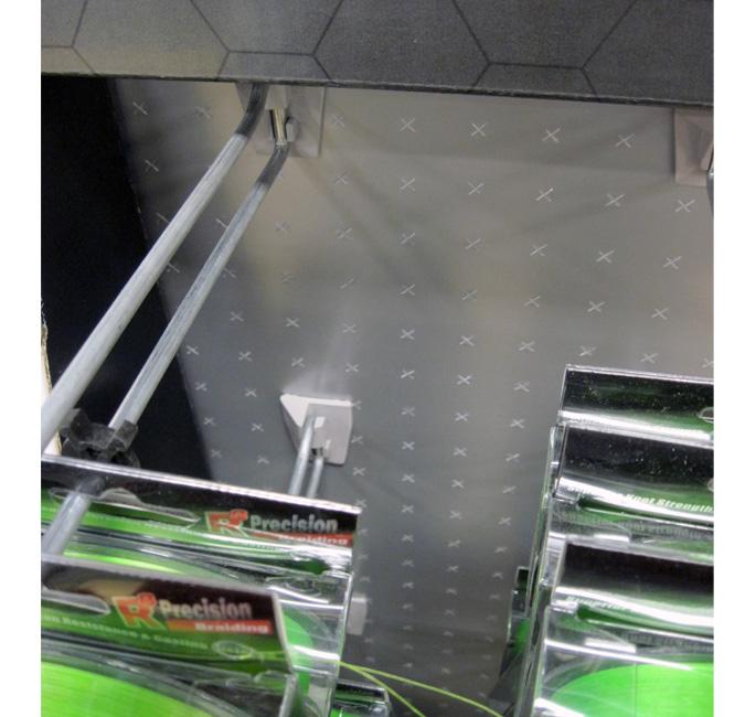 Rapala Sufix Advanced Superline End Cap Display