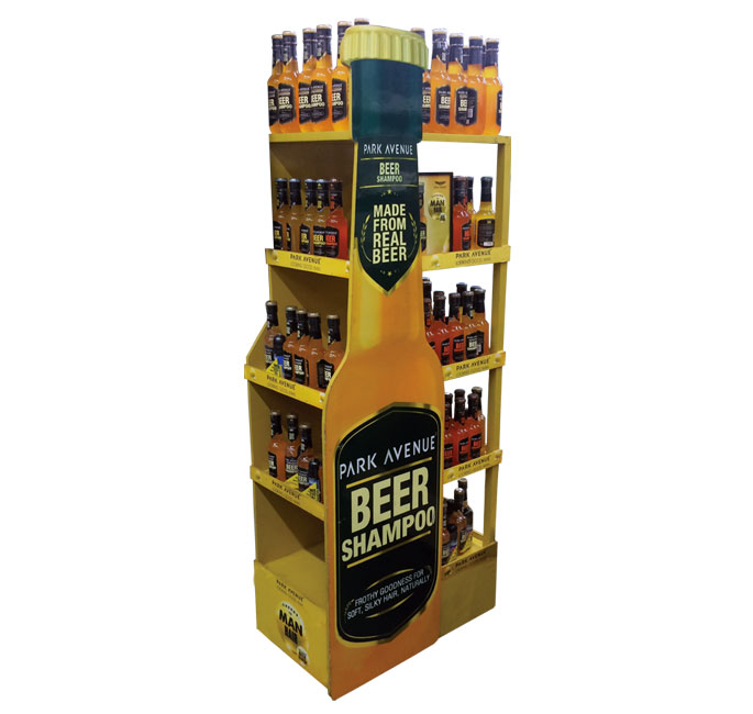 Park Avenue Real Beer Floor Display