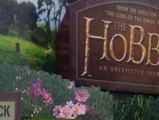 The Hobbit: An Unexpected Journey Floor Display