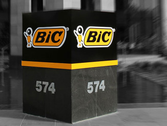 BIC Outdoor Sign