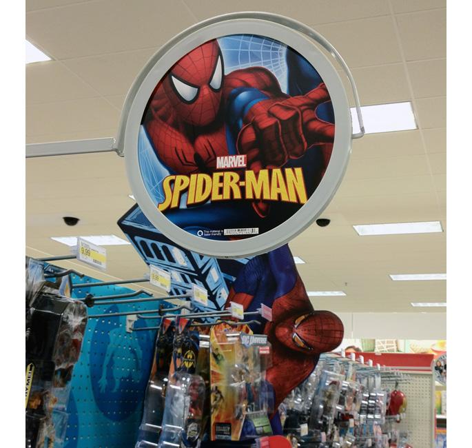 Amazing Spider-Man Aisle Violator