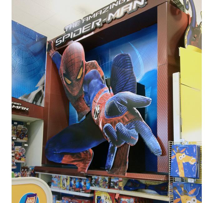 Amazing Spider-Man Shadowbox