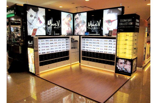 Mac V Eyewear