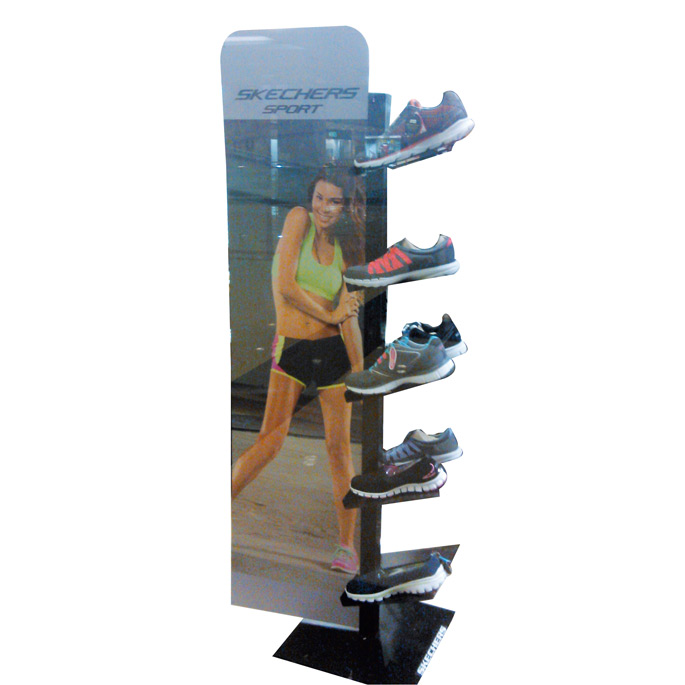 Skechers Sport Floor Display