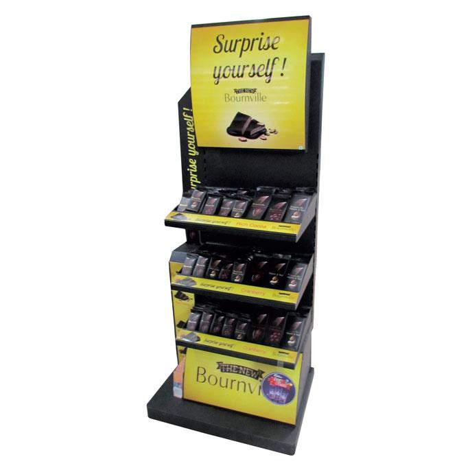 Cadbury Surprise Yourself Floor Display