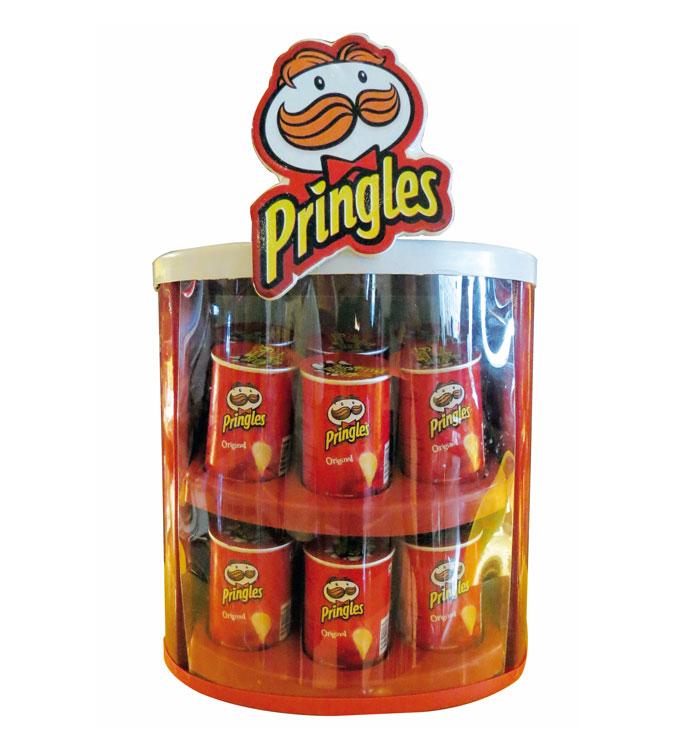 Pringles Counter Display
