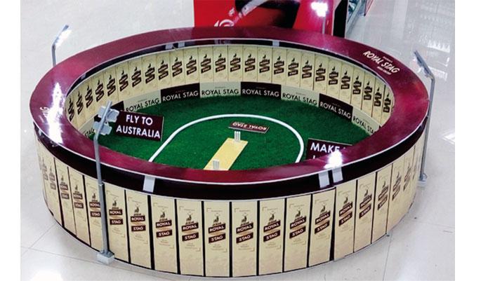 Royal Stag Stadium Display