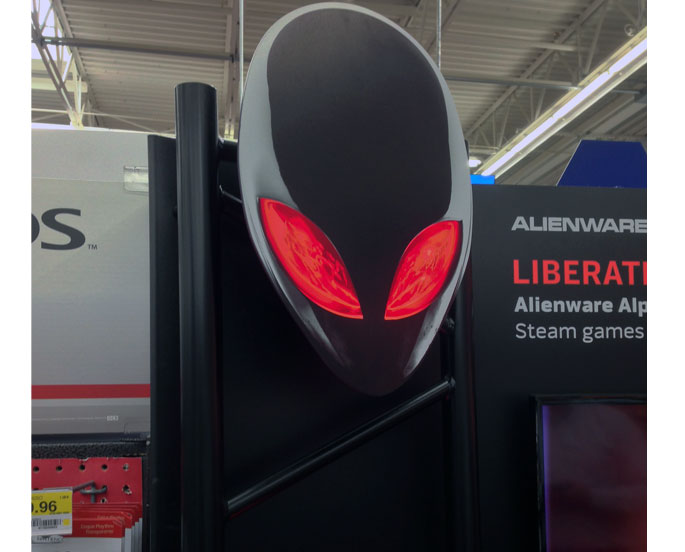 Alienware Gaming Display