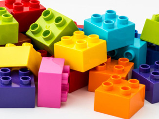 Lego Pop Up Header