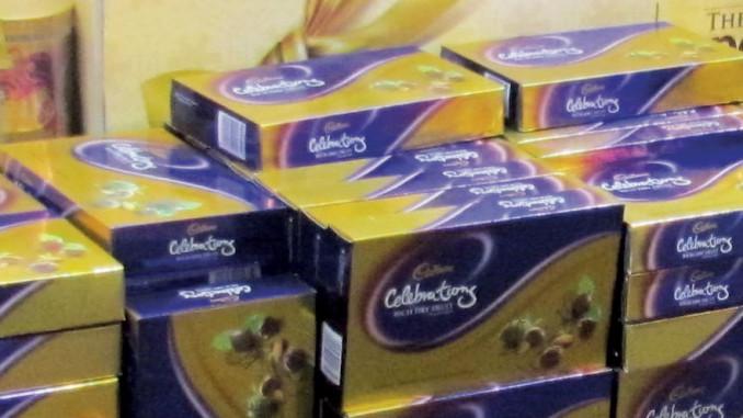 Cadbury POP Displays