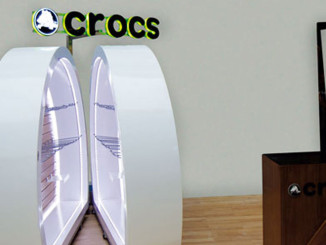 Crocs Shop In Shop