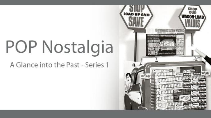 Classic POP Series 1