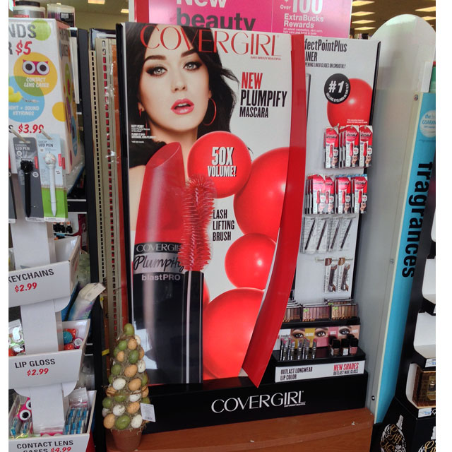 Covergirl Plumpify End Cap