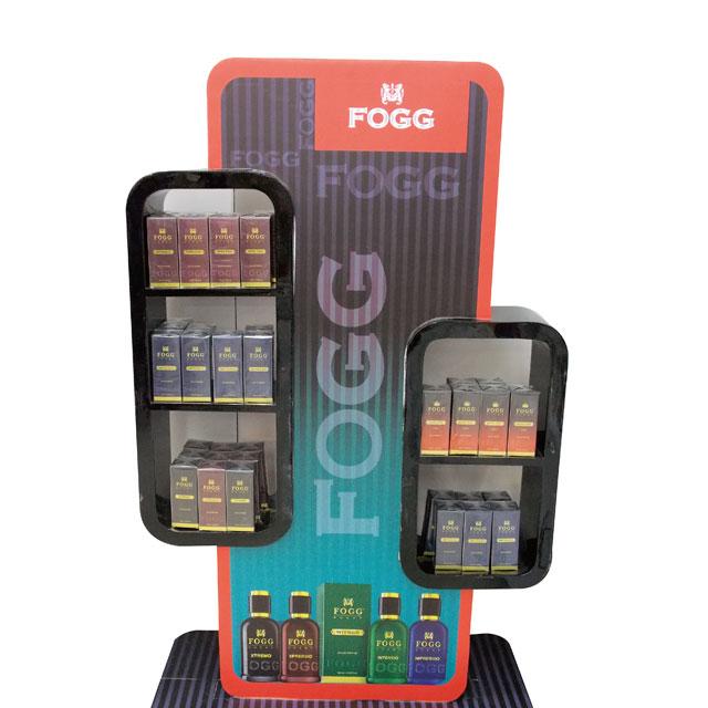 FOGG Floor Display