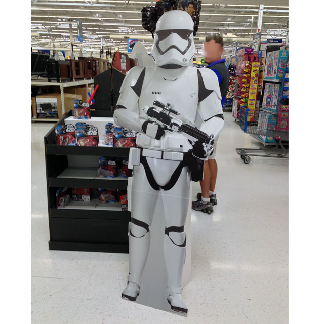 Star Wars The Force Awakens Storm Trooper
