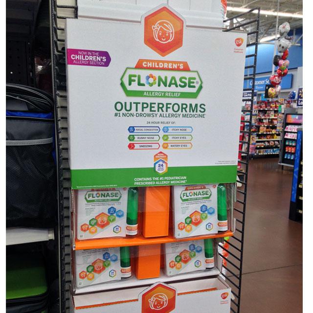 Flonase Children's Side Kick