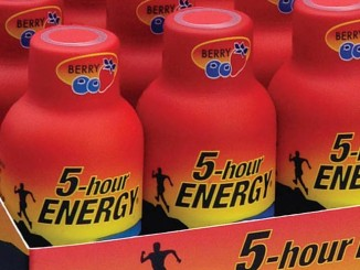 5-Hour Energy Counter Display