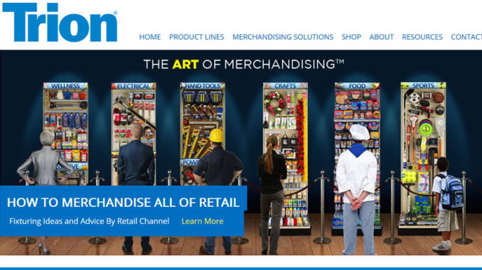 Trion Art of Merchandising