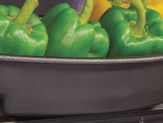 FFR Curved Produce Tray