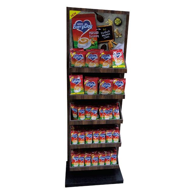 Nestle Everyday Floor Display