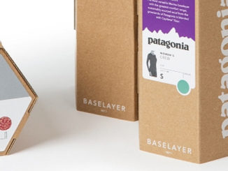 Patagonia Packaging Design