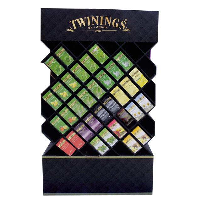 Twinings Tea Floor Display