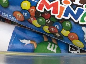 M&Ms Side Kick Display