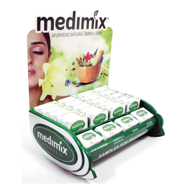 Medimix Counter Display