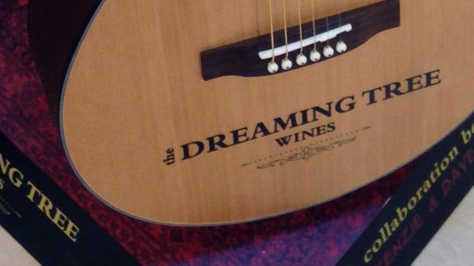 Dreaming Tree Guitar Display