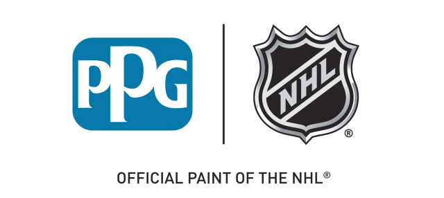 PPG Official Paint of NHL