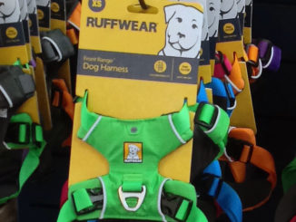 Ruffwear Pet Care Floor Display