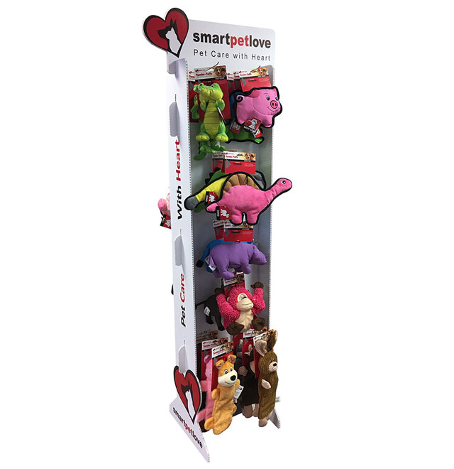 SmartPetLove Point Of Purchase Display
