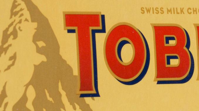 Mondelez Toblerone