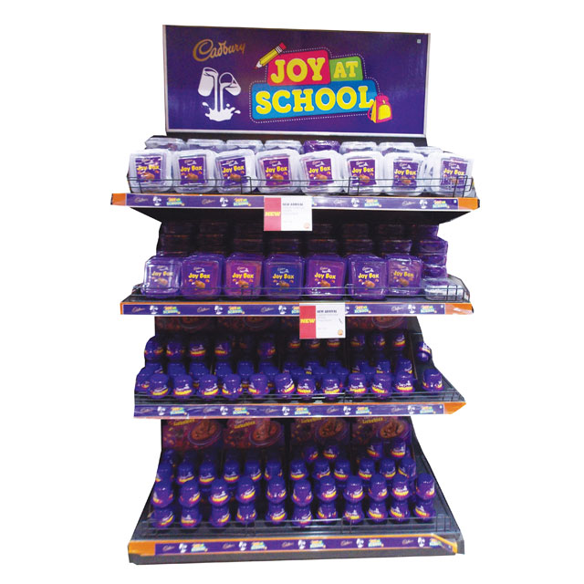 Cadbury Joy At School Display