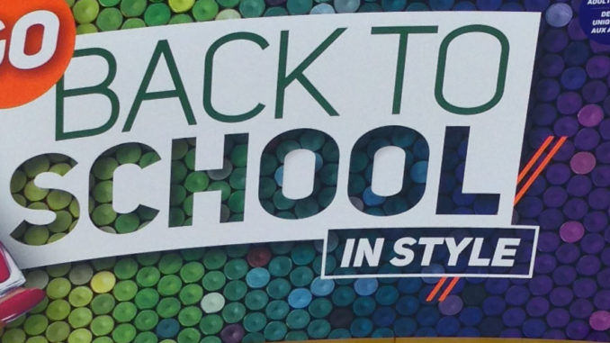 Sally Hansen And Crayola Go Back To School