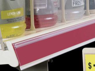 FFR Merchandising New Merchandising Strip Hanger
