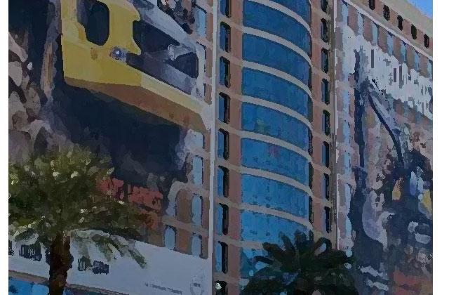 Las Vegas Building Wraps