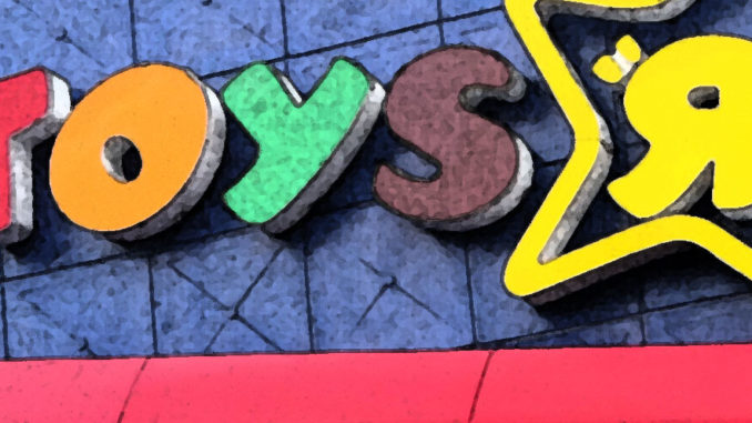 Toys-R-Us Files For Bankruptcy