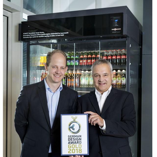 SCHOTT Lands Gold in 2018 German Design Award