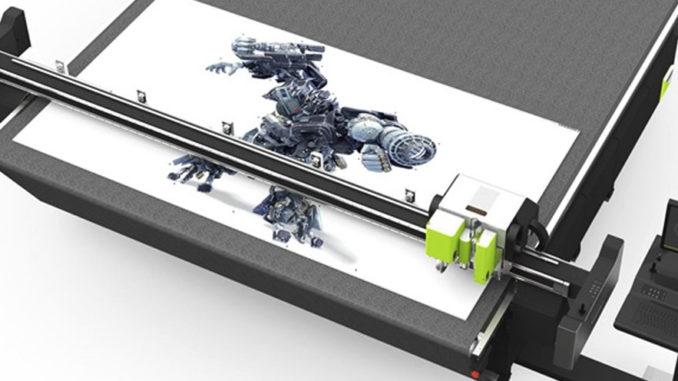 Kongsberg C66 Digital Cutting Table