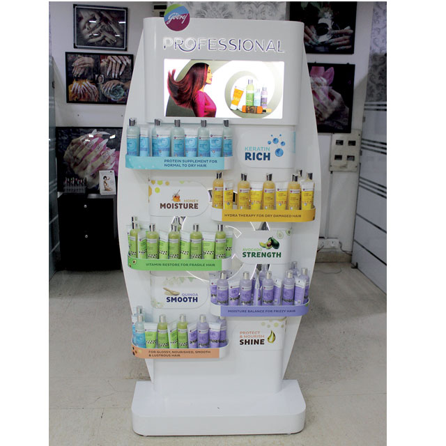 Godrej Professional Floor Display