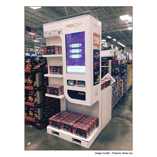Retailers Race To Automate Stores