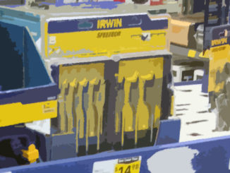 Lowes Streamlines Tool Displays