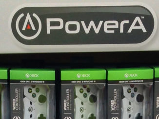 PowerA Controller For Xbox One End Cap Display
