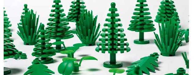 LEGO To Launch Sustainable Bricks