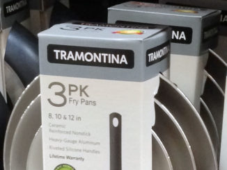 Tramontina Fry Pan Pallet Display