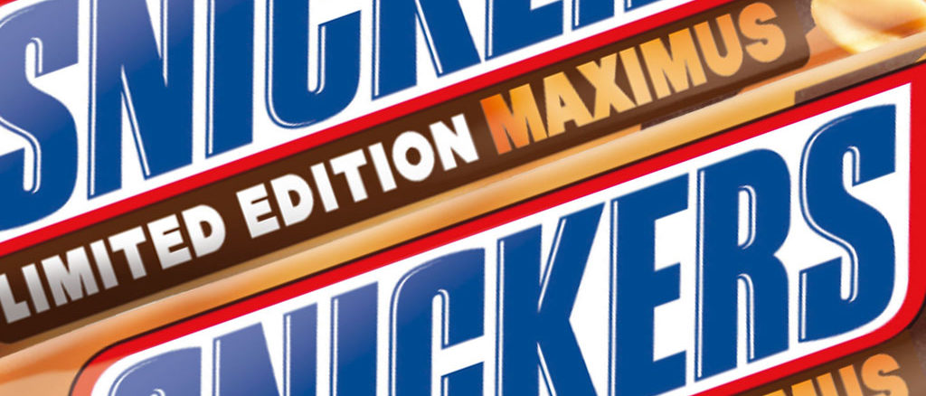 Snickers Max Nuts Floor Display