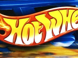 Hot Wheels Car Floor Display