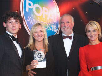 Weedon PSC Wins Gold at Annual POPAI Awards
