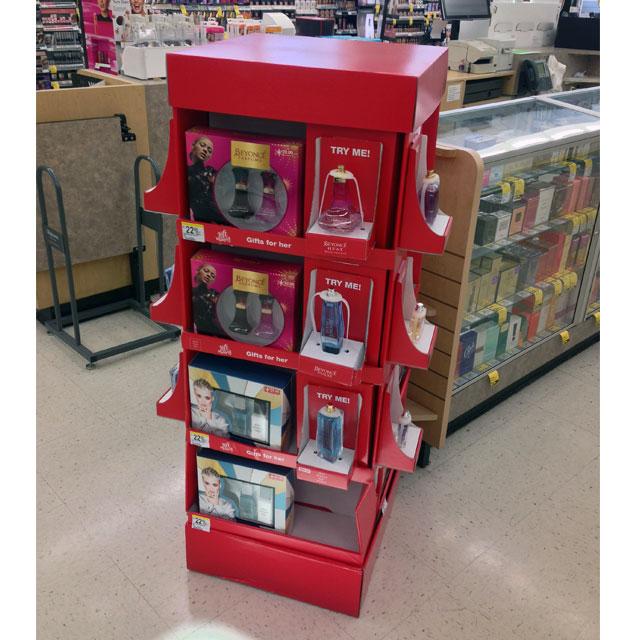 Perfume Tester Retail Display